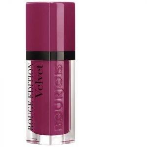 Bourjois Rouge Velvet Lipstick Various Shades Plum Plum Girl