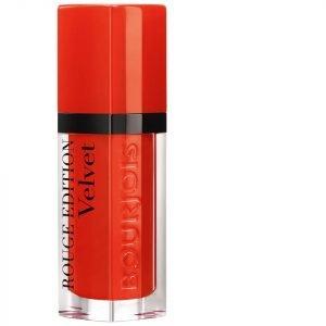 Bourjois Rouge Velvet Lipstick Various Shades Poppy Days