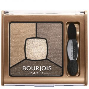 Bourjois Smoky Stories Palette Various Colours 3.2g Upside Brown