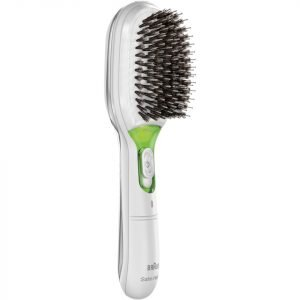 Braun Br750 Iontech Hair Brush White