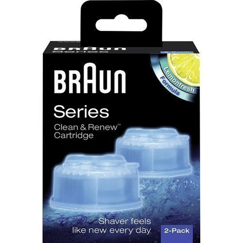 Braun Clean & Renew Cartridge 2-Pack