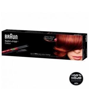 Braun St750 Satin Hair Suoristusrauta
