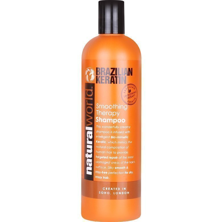 Brazilian Keratin Smoothing Therapy Shampoo 500ml