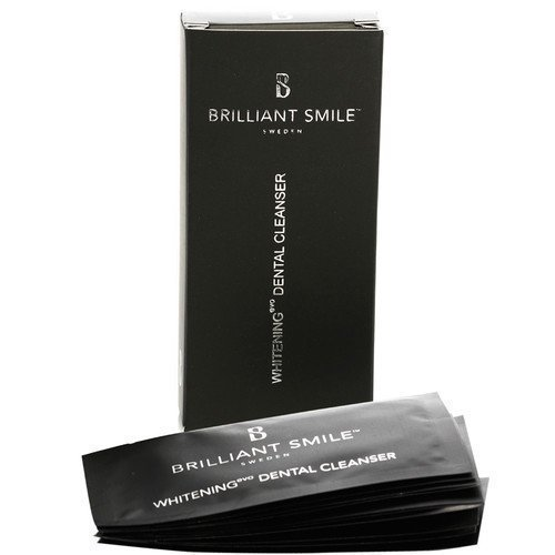Brilliant Smile Dental Cleanser 10-Pack