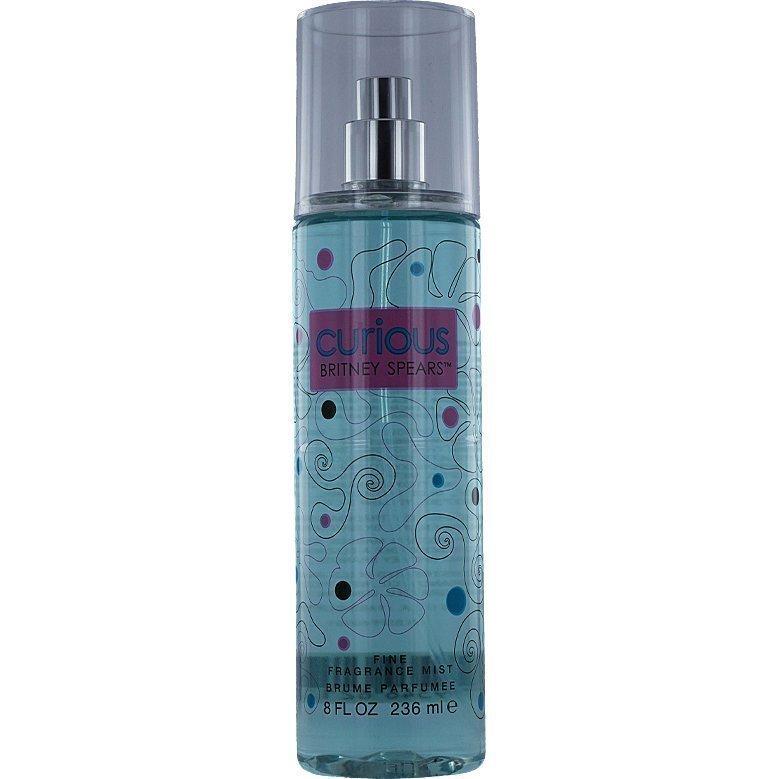 Britney Spears Curious Fine Fragrance Mist Fine Fragrance Mist 236ml