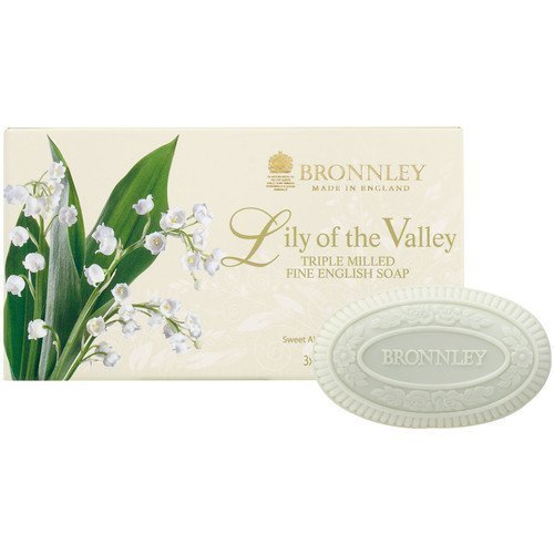 Bronnley Lily of the Valley Triple Milled Soap