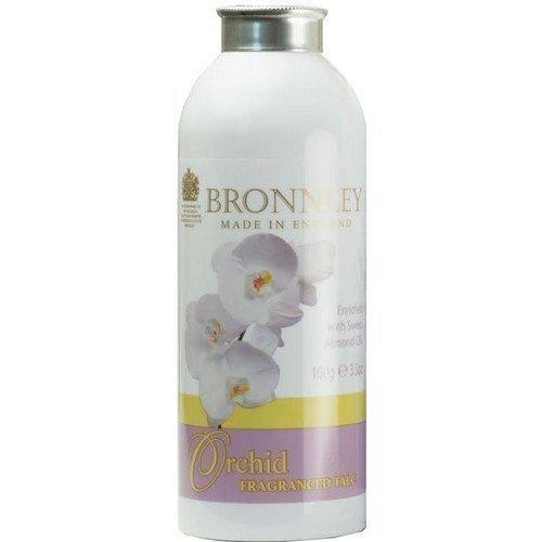 Bronnley Orchid Fragranced Talc