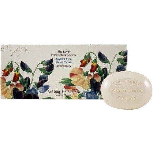 Bronnley RHS Sweet Pea Hand Soap