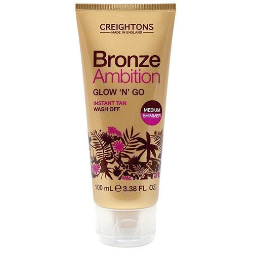 Bronze Ambition Glow'n'Go Instant Tan Shimmer