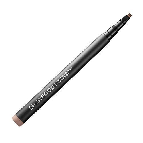 Browfood 24H Tri-Feather Brow Pen Charcoal