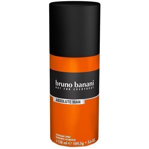 Bruno Banani Absolute Man Deodorant Spray