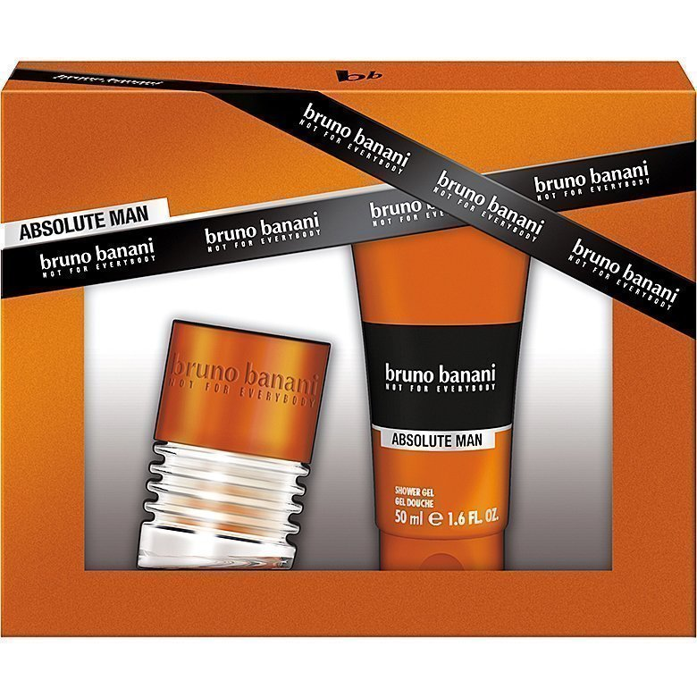 Bruno Banani Absolute Man EdT 30ml Shower Gel 50ml