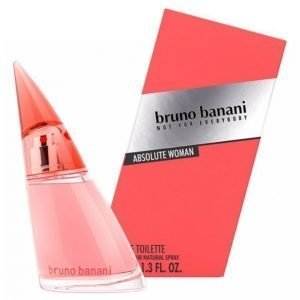 Bruno Banani Absolute Woman Edt 40 Ml Hajuvesi