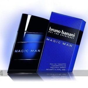 Bruno Banani Bruno Banani Magic Man Edt 50ml