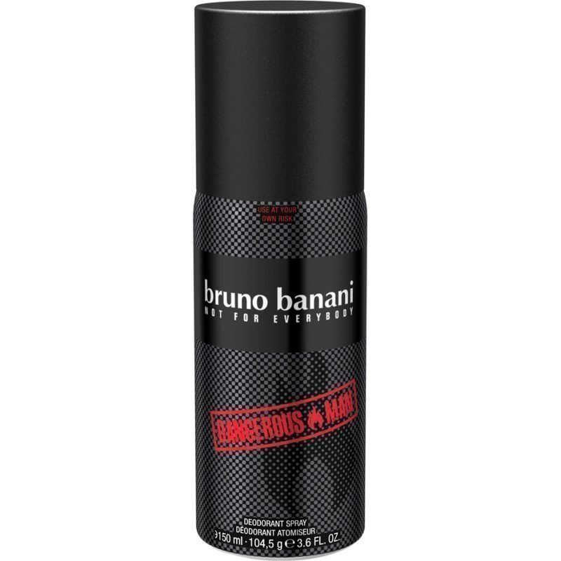 Bruno Banani Dangerous Man Deospray Deospray 150ml