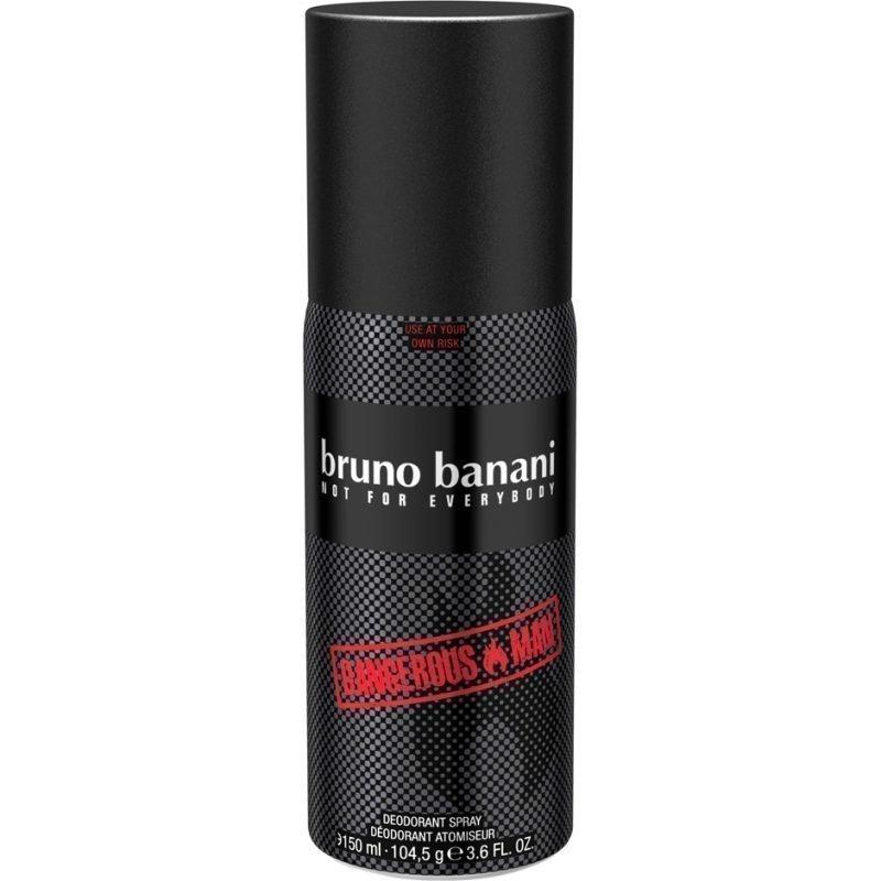 Bruno Banani Dangerous Man Deospray Deospray 150ml