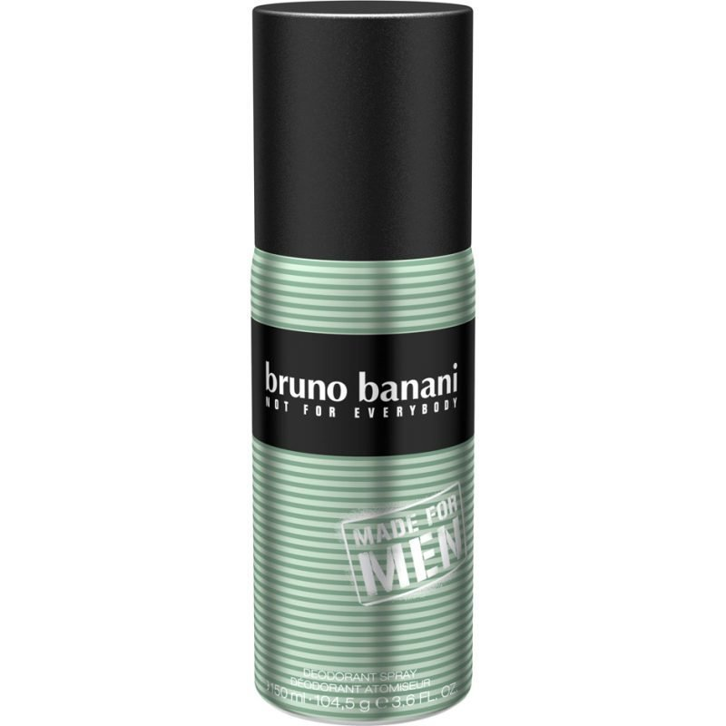 Bruno Banani Made For Men Deospray Deospray 150ml