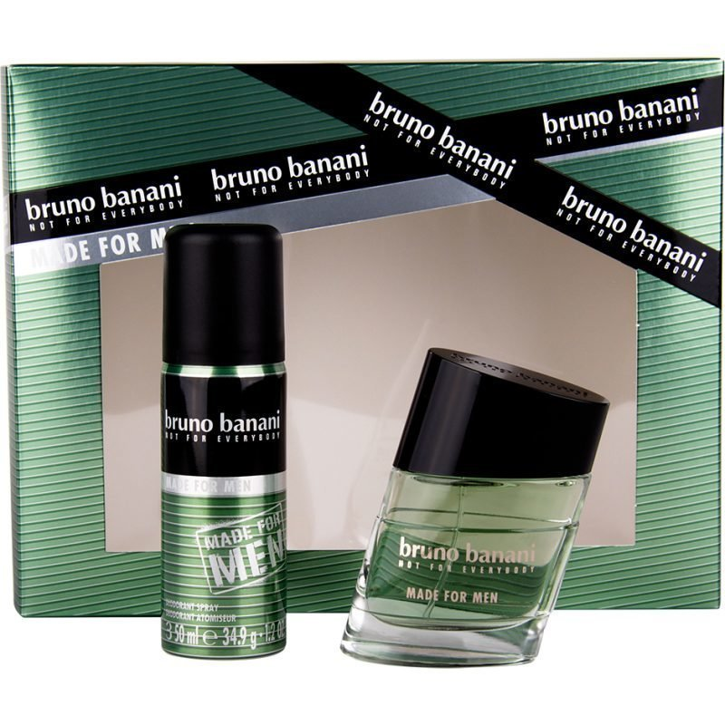 Bruno Banani Made for Men EdT 30ml Deodorant Spray 50ml