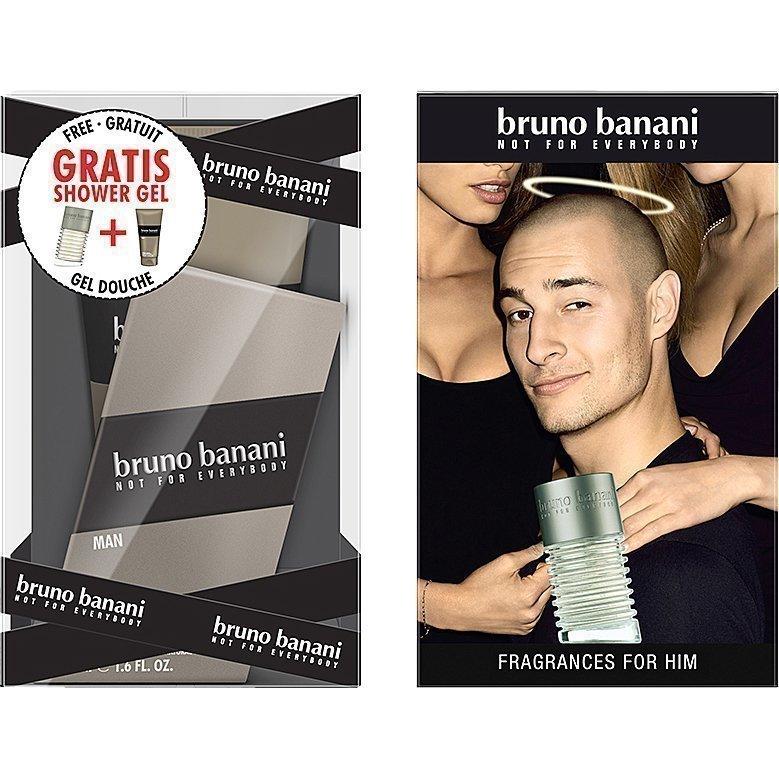 Bruno Banani Man EdT 50ml Shower Gel 150ml