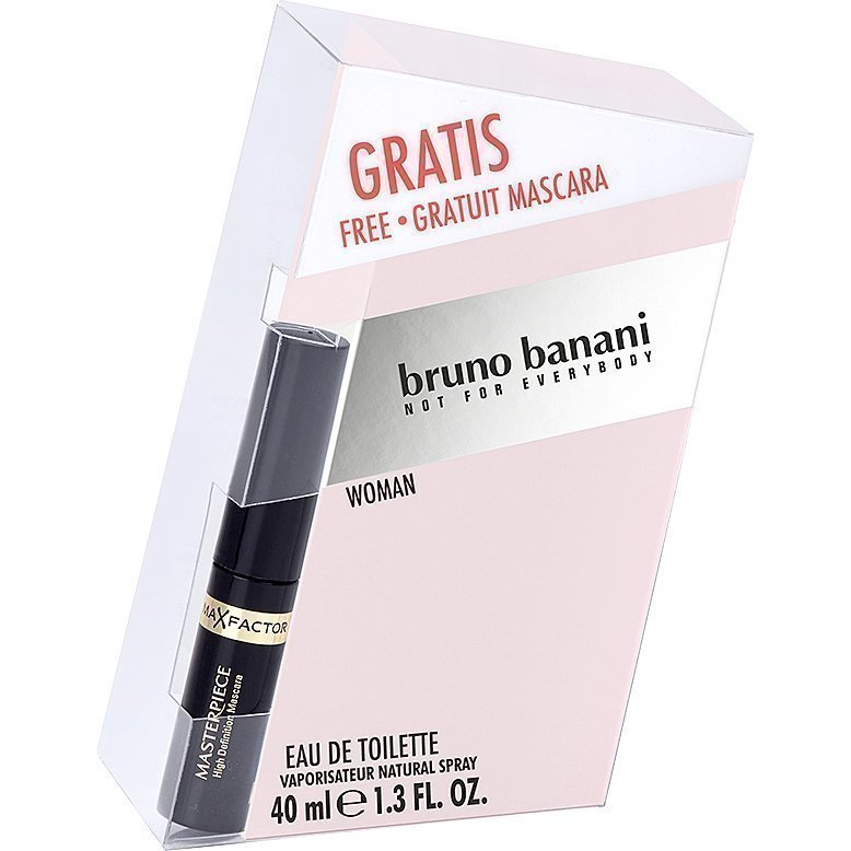 Bruno Banani Woman EdT 40ml Mascara