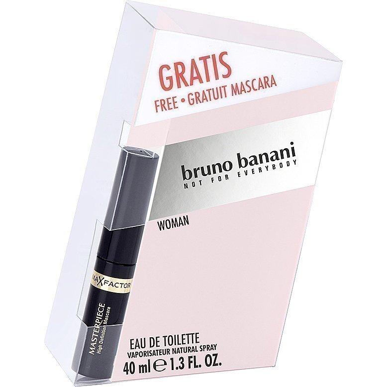 Bruno Banani Woman EdT 40ml Mascara