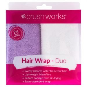 Brushworks Hair Wrap