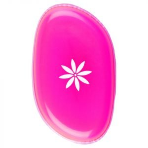 Brushworks Hd Miracle Silicone Oval Sponge Pink