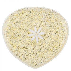 Brushworks Hd Miracle Silicone Shaped Sponge Glitter