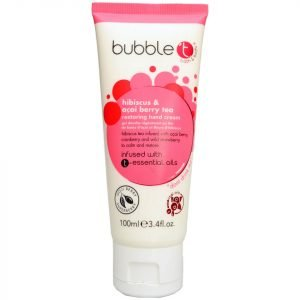 Bubble T Hand Cream Hibiscus & Acai Berry Tea 100 Ml