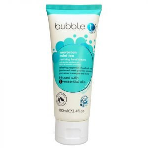 Bubble T Hand Cream Moroccan Mint Tea 100 Ml