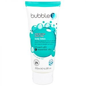 Bubble T Moroccan Mint Tea Body Lotion 200 Ml