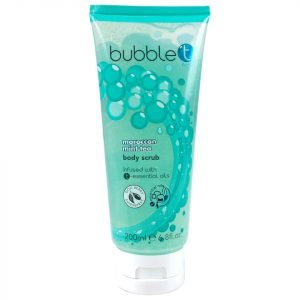 Bubble T Moroccan Mint Tea Body Scrub 200 Ml