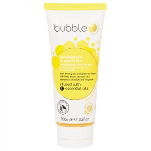 Bubble T Shower Gel Lemongrass & Green Tea 200 Ml