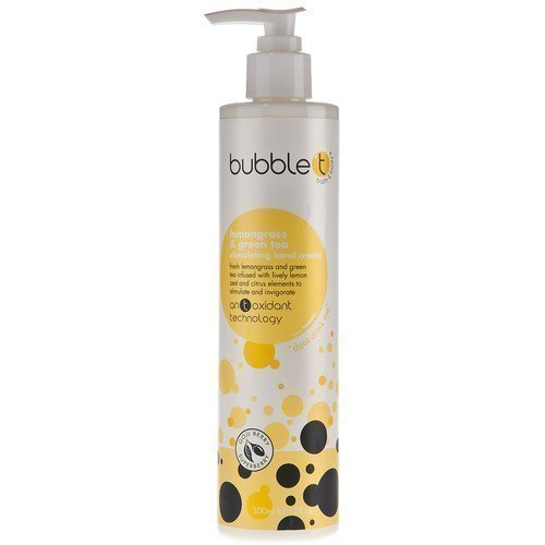 BubbleT Lemongrass & Green Tea Stimulating Hand Cream