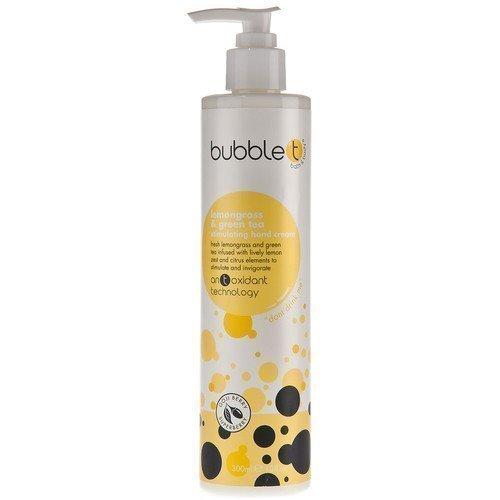 BubbleT Lemongrass & Green Tea Stimulating Hand Cream