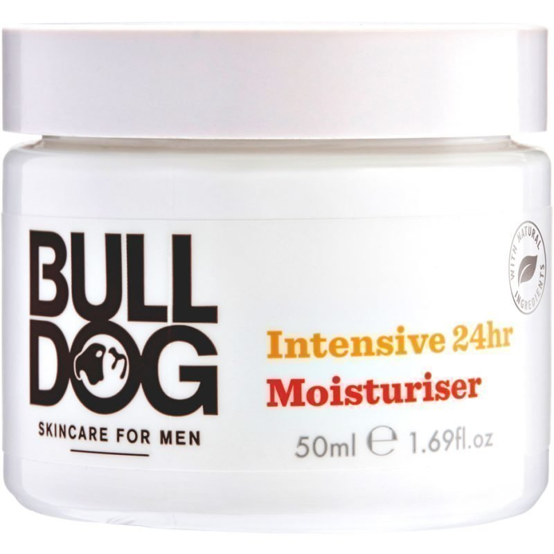 Bulldog Intensive 24hr Moisturiser 50ml