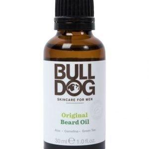 Bulldog Natural Skincare Bulldog Original Beard Oil Partaöljy 30 ml