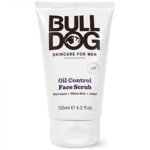 Bulldog Oil Control Face Scrub 125 Ml