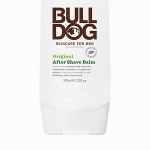 Bulldog Original After Shave Balm Valkoinen