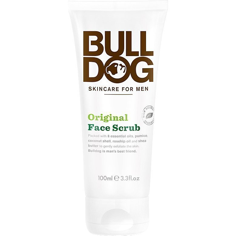 Bulldog Original Face Scrub 100ml