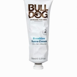 Bulldog Sensitive Shave Cream Valkoinen