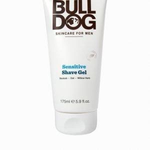 Bulldog Sensitive Shave Gel Valkoinen