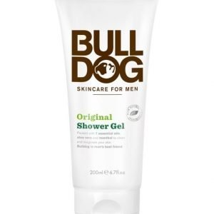 Bulldog Shower Gel 200ml