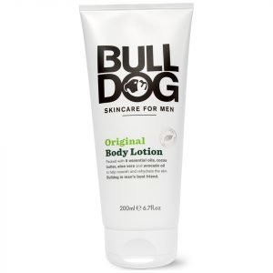 Bulldog Skincare For Men Original Body Lotion 200 Ml