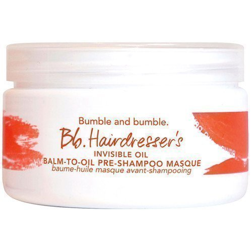 Bumble and bumble Hairdressers Balm-to-Oil Pre Shampoo Masque