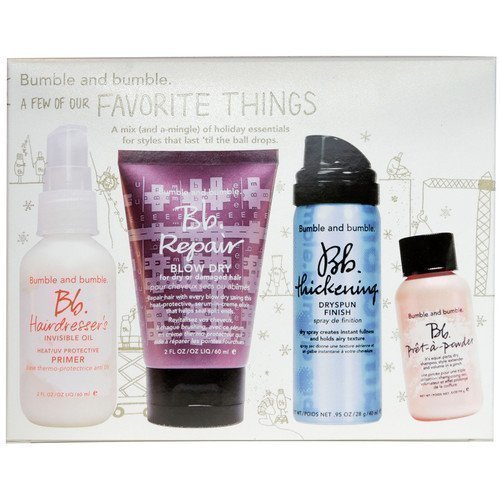 Bumble and bumble Holiday 2016 Favourites Set