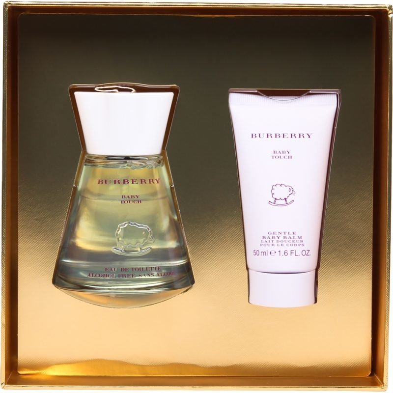 Burberry Baby Touch EdT 100ml Gentle Baby Balm 50ml