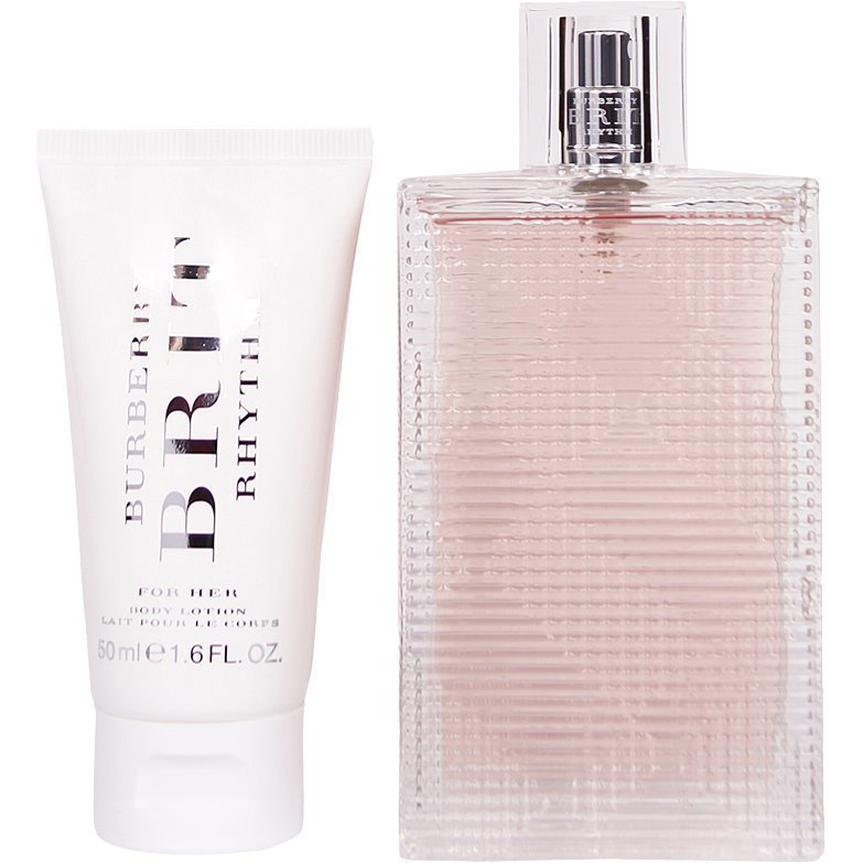 Burberry Brit Rhythm Giftset EdT 90ml Body Lotion 50ml