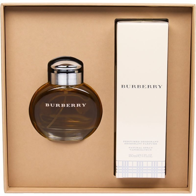 Burberry Burberry EdP 50ml Deospray 150ml
