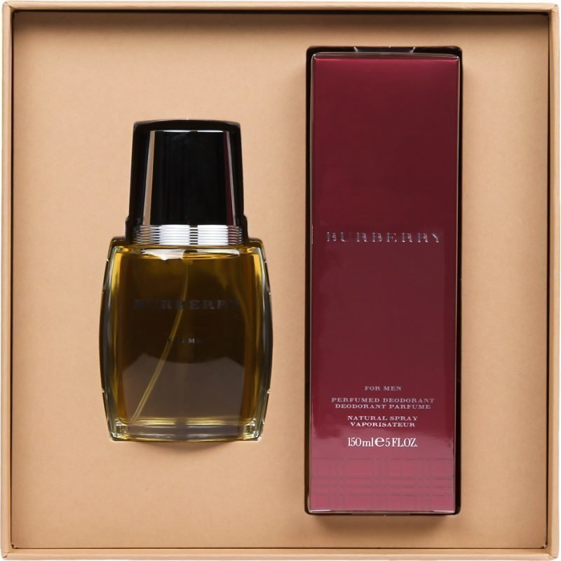 Burberry Burberry For Men EdT 50ml Deospray 150ml